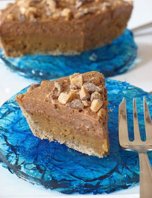 Milk Chocolate-Caramel Tart With Hazelnuts And Espresso Recipes ...