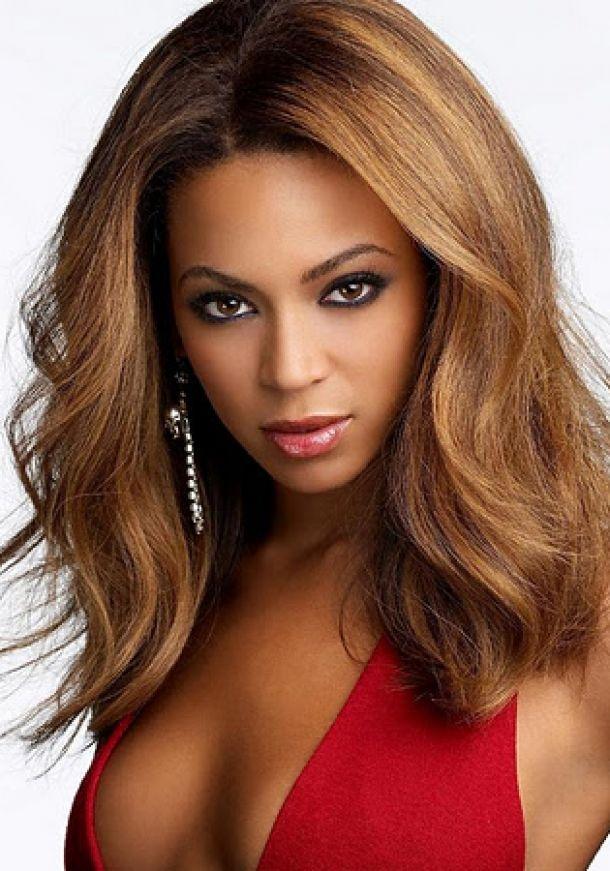 Dark Auburn Hair Color On Black Women | fashionplaceface.com