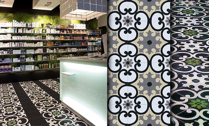 Ceramic Tiles  Mosaic Del Sur  Tiles, details etc