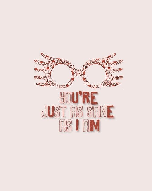 From Luna Lovegood Quotes Quotesgram