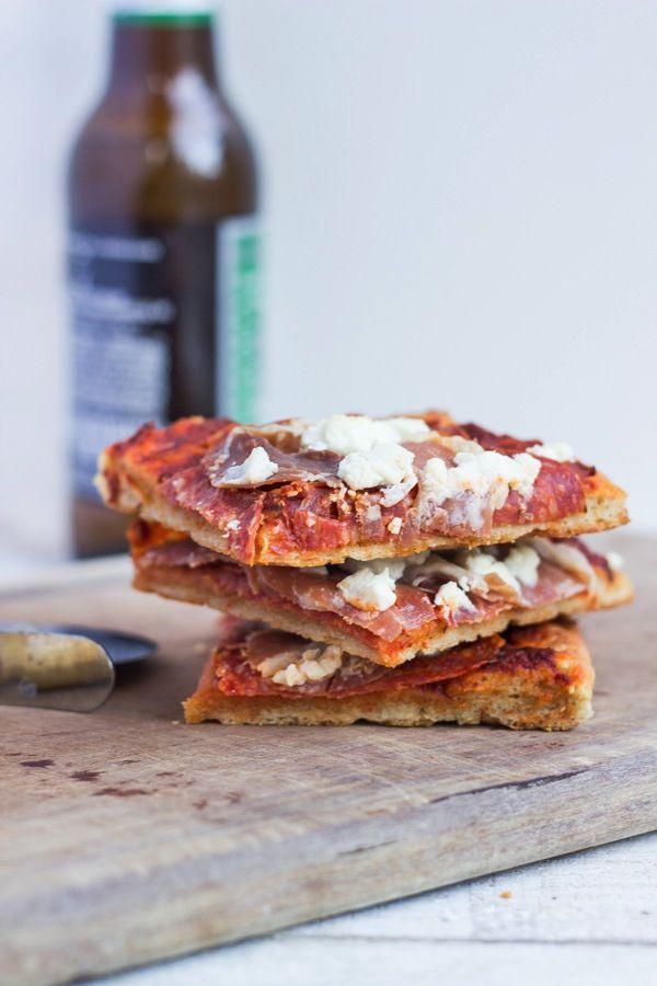 The Best Gluten-Free Pizza Crust Recipe | Gluten/Dairy Free Foodie ...