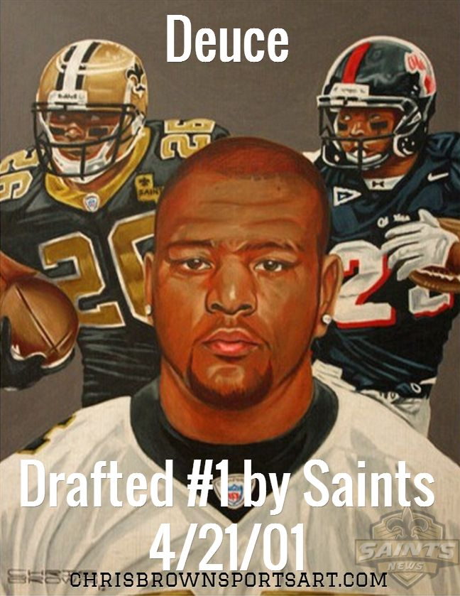 Mississippi Football Saints Images Orleans Players