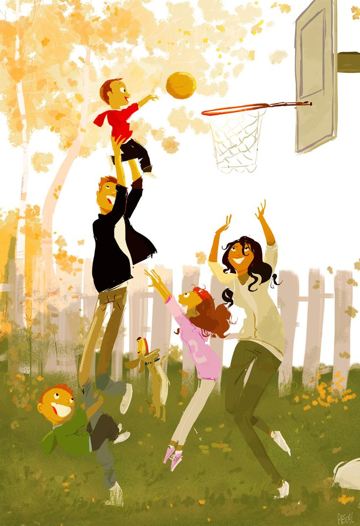 Slam dunk..sort of.. by Pascal Campion