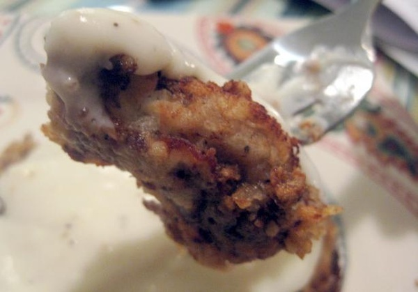 Chicken Fried Steak W/Cream Gravy from Food.com: This is a recipe for ...