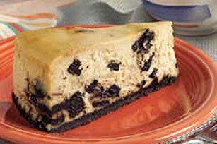 OREO Peanut Butter Cheesecake recipe | yumm | Pinterest
