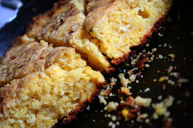... goodness by Megan | When Harry Met Salad - Brown Butter Cornbread