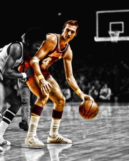 Jerry west los angeles lakers pinterest
