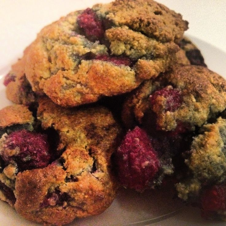 RASPBERRY SCONES | A Healthy Fit | Pinterest