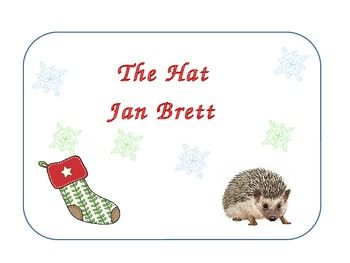 The hat quot by jan brett aligned to common core