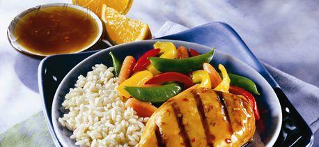 Soy Glazed Grilled Chicken | Chicken and Turkey Recipes | Pinterest