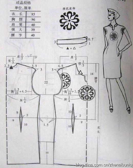 Пошить костюм женский своими руками 57