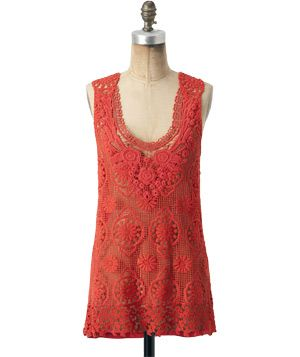 Hot Spring Fashion Trend: Lace Forget the lazy days of summer: Right now, fashion is all about the lacy days of spring.