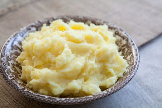 Sour Cream Mashed Potatoes | Love Those Veggies!!! | Pinterest