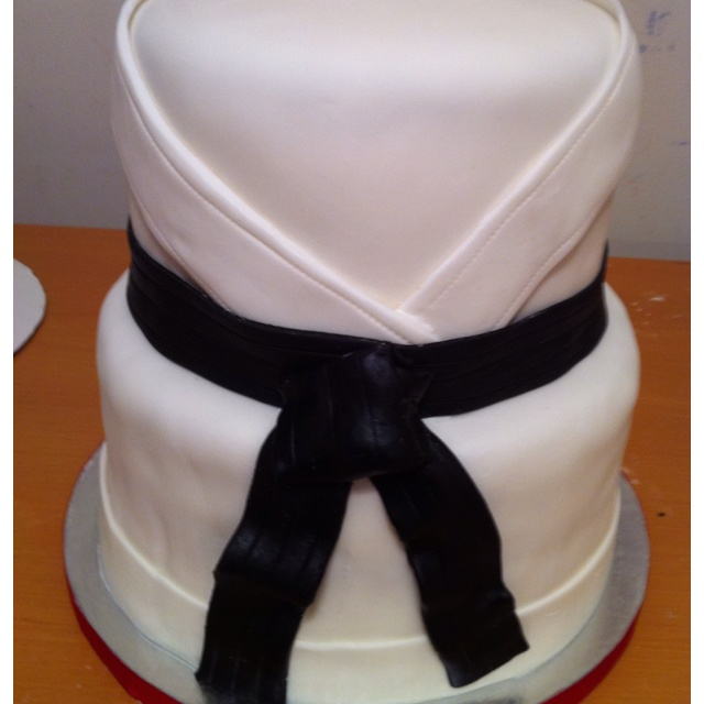 Karate Cake Design : Karate Cakes Cake Ideas and Designs