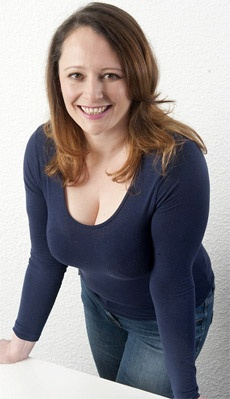 Jenny Stallard admits she hates having big boobs. Baggy ...