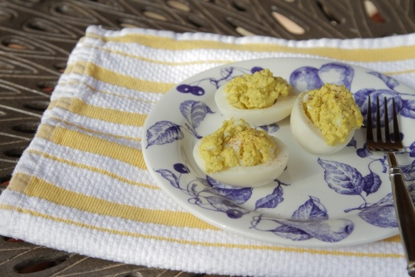 Creamy Deviled Eggs | :to eat, to drink: | Pinterest