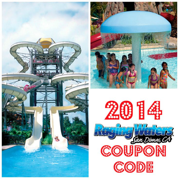 Raging waters discount coupons
