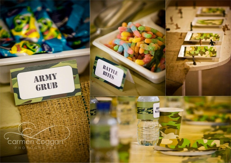army birthday party supplies south africa