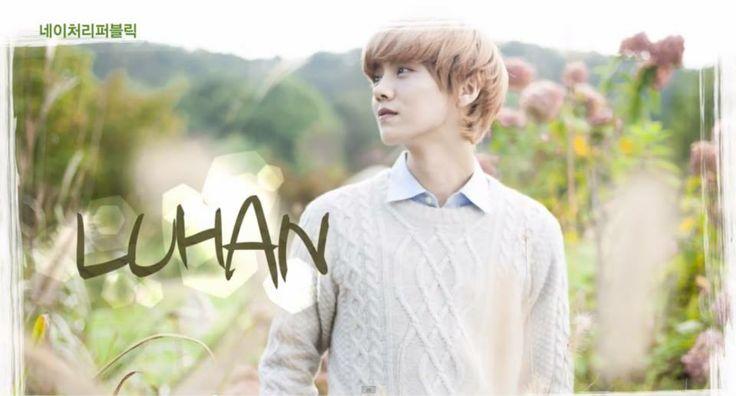 Luhan      EXO    Nature RepublicExo Nature Republic Chanyeol