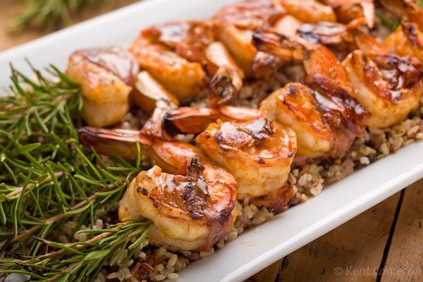 Rosemary skewers | Food truck | Pinterest
