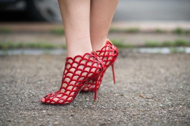 Milan Fashion Week Spring 2014 Street Style, Day 1