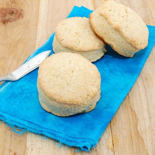 Buttermilk Cornmeal Biscuits | Recipes | Pinterest
