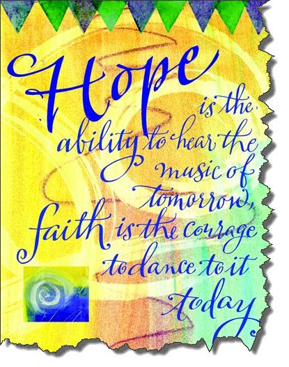 quotes about hope and cancer quotesgram