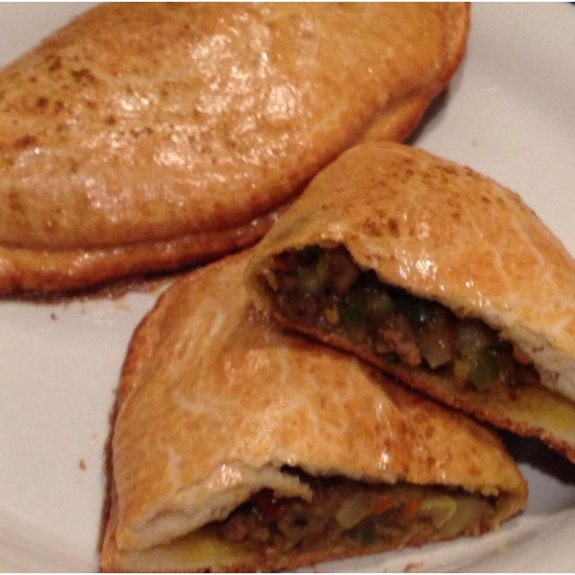 Jamaican beef patties | luscious food stuffs | Pinterest