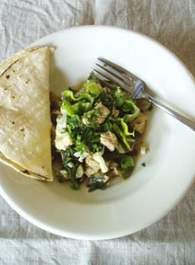 Turkey Chile Verde will add jalapeno | Foods to try | Pinterest