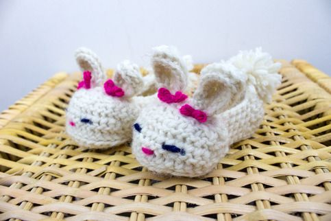 Baby bootie Shoes Crochet Patterns Free Crochet Patterns