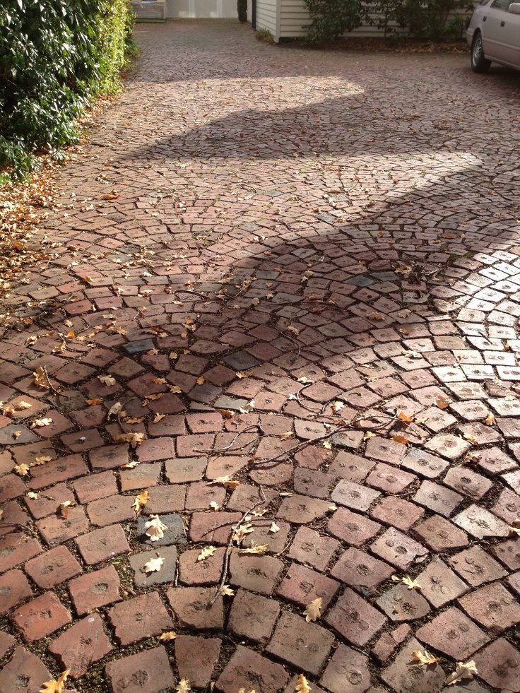 Recycled brick paving backyard ideas pinterest - Reclaimed brick design ideas ...