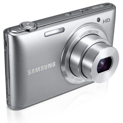 Samsung EC-ST150FBPSUS 16.2MP Smart D...