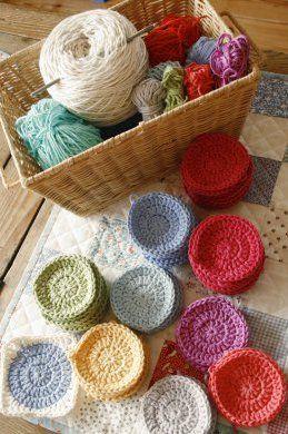 Crocheting Circles : crocheting circles Crochet I LOVE Pinterest