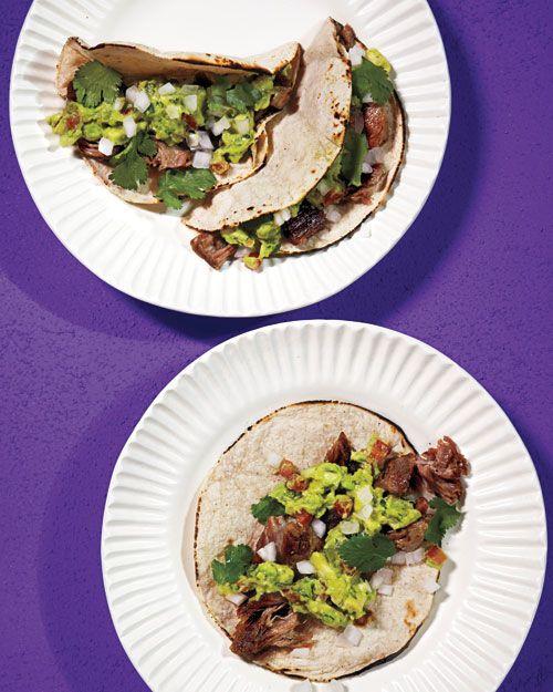 Pork Carnitas Tacos - Pretty close to restaurant tacos. Will make ...