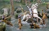 138 – Por su parte, el jefe español había decidido enviar una expedición al Cusco a las órdenes de Gonzalo de Tapia, por la ruta de Pisco. En el ascenso anterior a Vilcashuamán, se toparon con las fuerzas del Inca cerca del río Pampas, donde se libró una sangrienta batalla con la derrota total de los españoles.