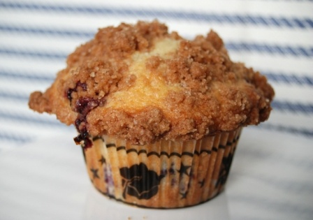 Blueberry Bliss Muffins. So amazing and easy. Def making these again.