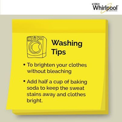 Whirlpool Fabric Care Tips Washing Tip Laundry