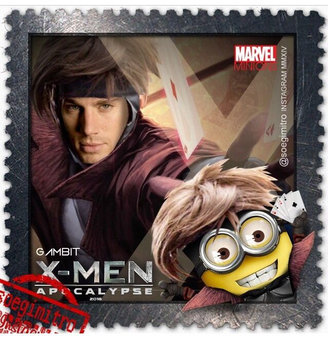 X Men Days Of Future Past Gambit The gallery for -->...
