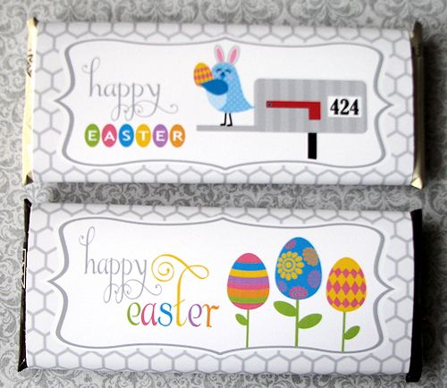 40+ FREE Easter Printables! Includes candy labels, decor, banners, treat bags, posters, photo checklists, and more! #ishareprintables #howdoesshe