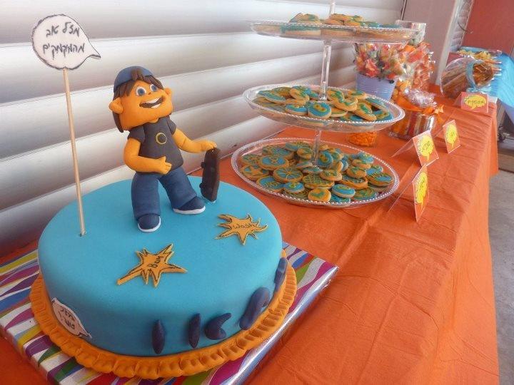Decoracion de cumpleanos de nino party decoration for Decoracion cumpleanos nino 2 anos