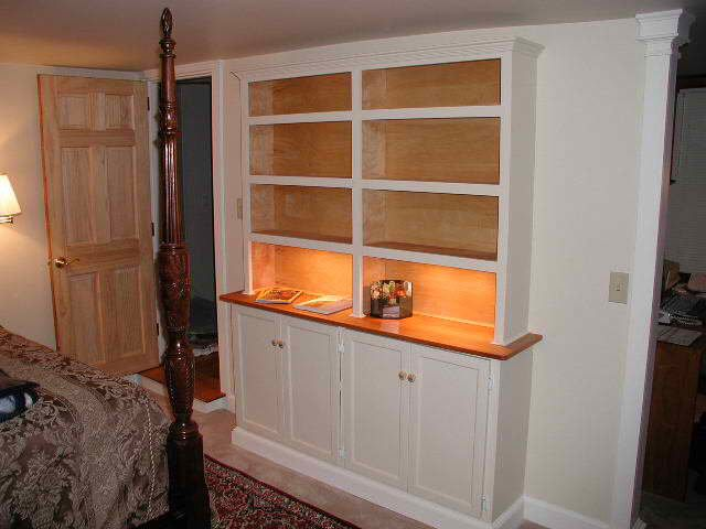 Diy Wall Unit Plans : Moved permanently