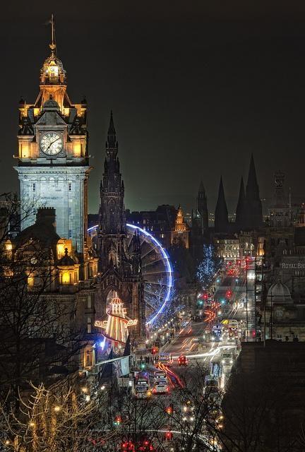 Nightlife in edinburgh scotland