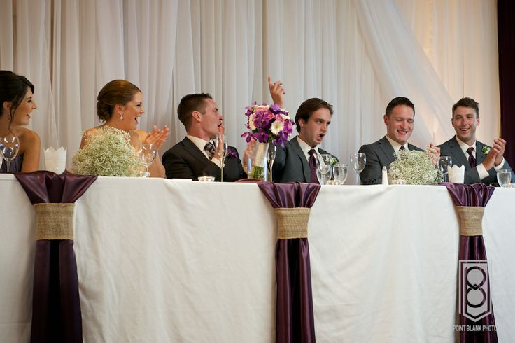 A Priceless Event Ltd Eggplant And Burlap Rustic Chic Hollyburn Country Club Wedding West