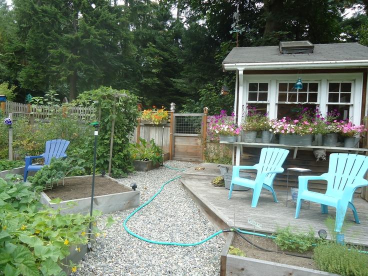 August - Garden