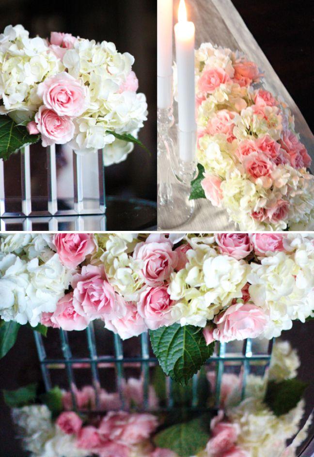 Centerpiece tutorial gardening and flowers pinterest
