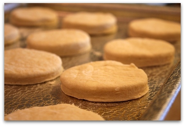 how to make biscuits...flaky and light