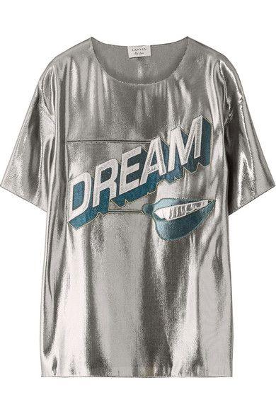 Shop now: Lanvin T-Shirt
