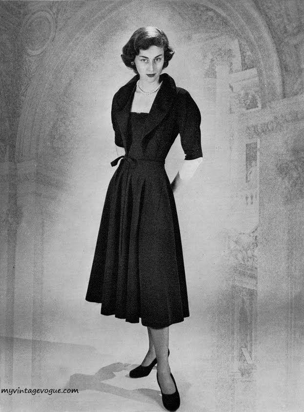 designs by jane engel 1947 1940s fashion pinterest. Black Bedroom Furniture Sets. Home Design Ideas