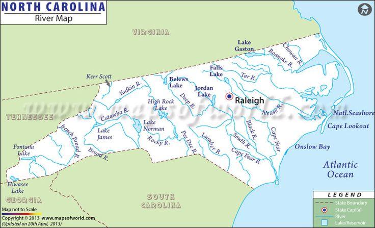 North Carolina Mötesanläggning