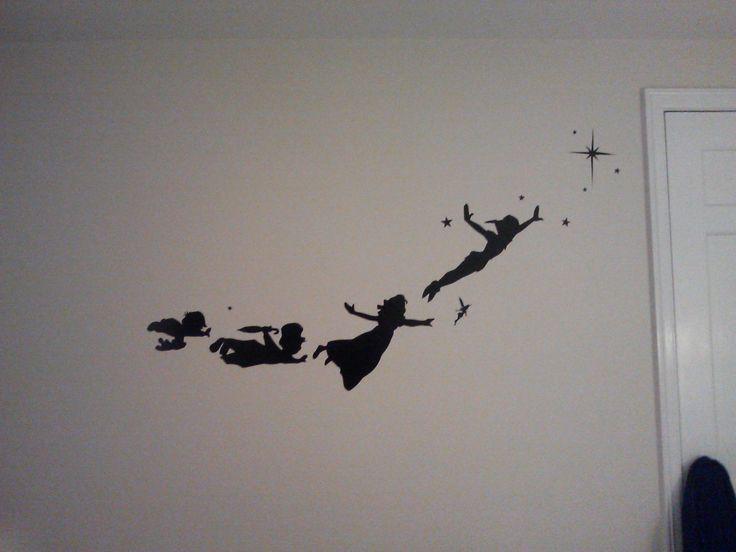 Peter Pan Flying Scene...